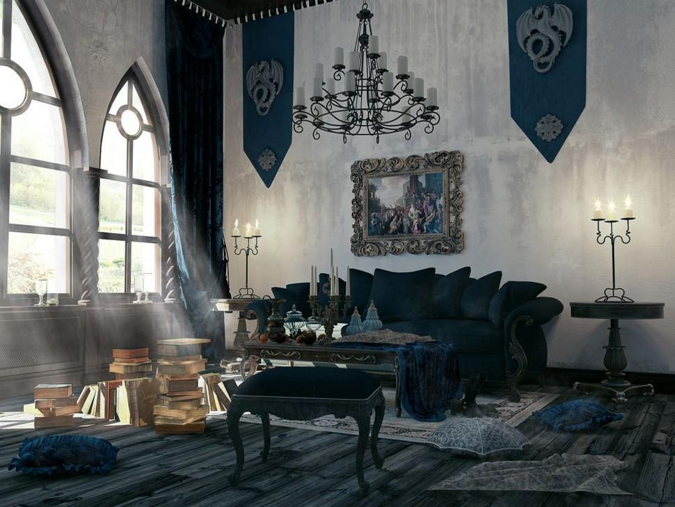 Реферат на тему готический стиль в интерьере 7934
