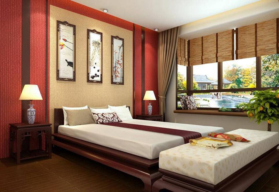 Китайский дизайн интерьера квартиры